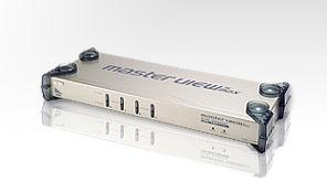 ATEN KVM switch CS-1754 USB&PS2 4PC, OSD, Audio