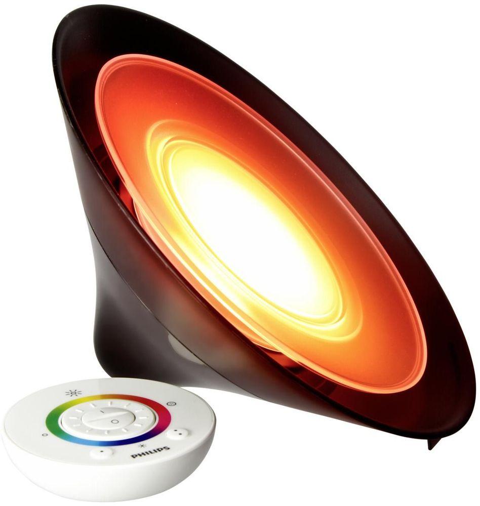 Světlo Philips LivingColors Aura černé 7099830PH