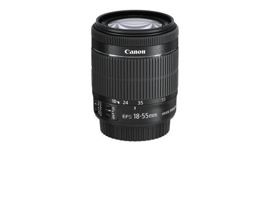Canon EF-S 18-55mm f/3.5-5.6 IS STM - SELEKCE SIP