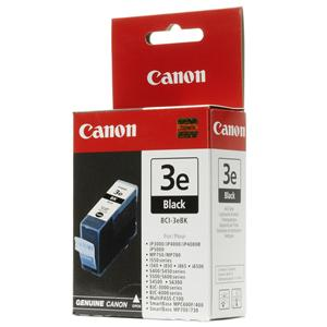 Canon cartridge BCI-3E Bk Black (BCI3EBK)