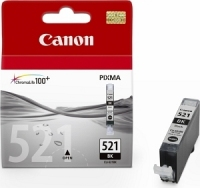 Canon cartridge CLI-521Bk Black (CLI521BK)