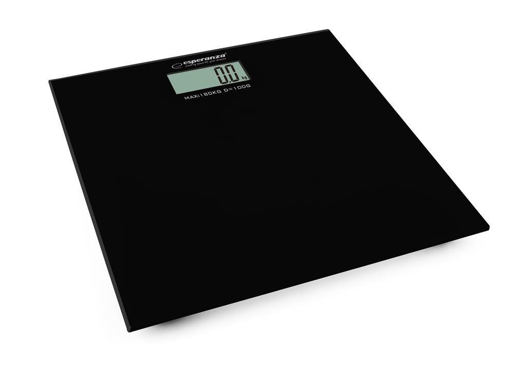 Esperanza EBS002K AEROBIC osobní digitální váha, černá