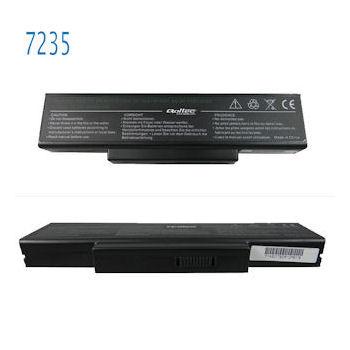 Qoltec Long Life baterie pro notebooky ASUS F3, 11.1V | 4400mAh