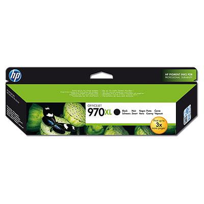 HP CN625AE Ink Cart No.970XL pro OJ Pro X451,X551dw,X476/X576dw, 9200str., Black