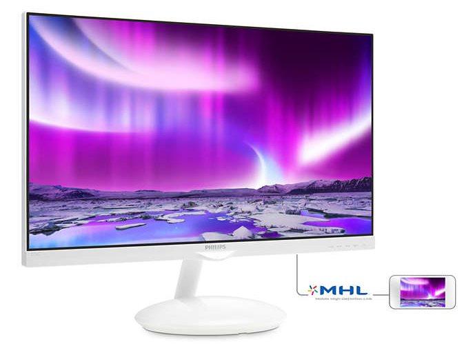 "Philips LCD 275C5QHGSW 27""/1920x1080/5ms/20mil:1/VGA/2xHDMI/IPS/LED"