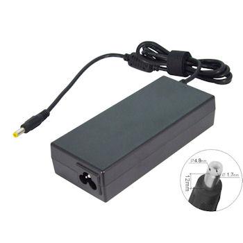 Qoltec Adaptér pro notebooky HP Compaq 90W | 18.5V | 4.5 A | 4.8x1.7