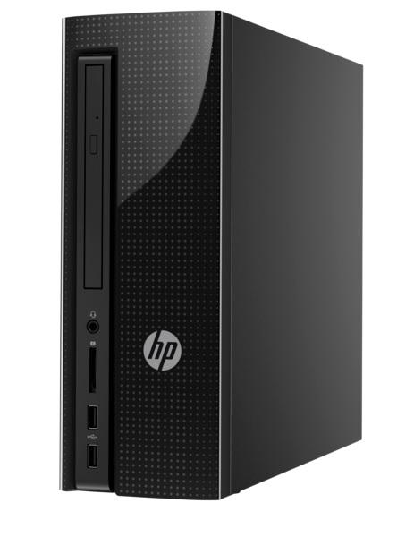 HP PC Slimline Desktop 260-a103nc Intel J3060 ,4GB,1TB/7200,DVD R/W,WiFi,UMA,USB 3.0,usb key+mou,Win10