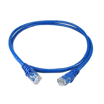 Qoltec Patch kabel UTP, CAT5E 1.0m