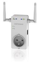 Netgear WN3100RP WiFi N300 Range Extender, 1 port 10/100, přímo do zásuvky