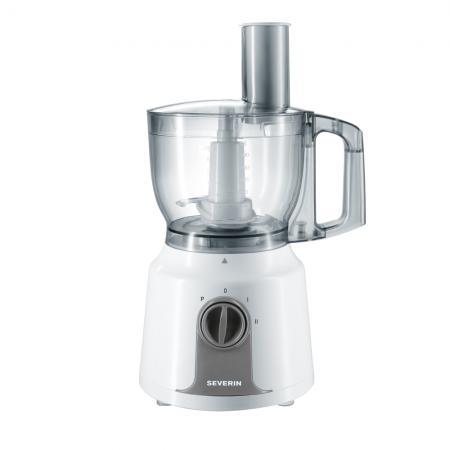 Kuchyňský robot Severin KM 3908 bílý-šedý