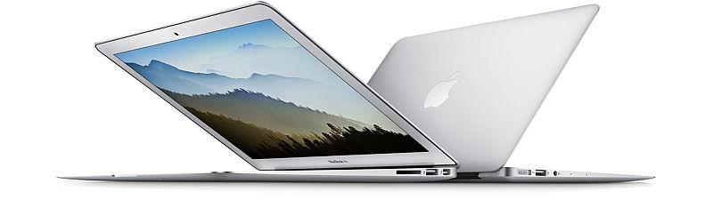 "Apple MacBook Air 13,3"" 1440x900/i5 1.8-2.9GHz/8GB/128GB_SSD/HD6000/CZ"