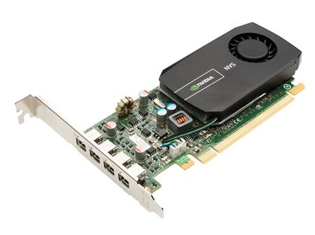 PNY Quadro NVS 510 x16 2GB (128) 4xmDP