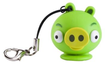 EMTEC Angry Birds Series A101 8GB USB 2.0 flashdisk (15MB/s, 5MB/s), King Pig
