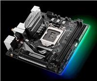 ASUS MB Sc LGA1151 ROG STRIX B250I GAMING, Intel B270, 2xDDR4, VGA, Wi-Fi, mini-ITX