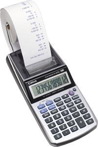 Canon kalkulačka P1-DTSC přenosná kalk.