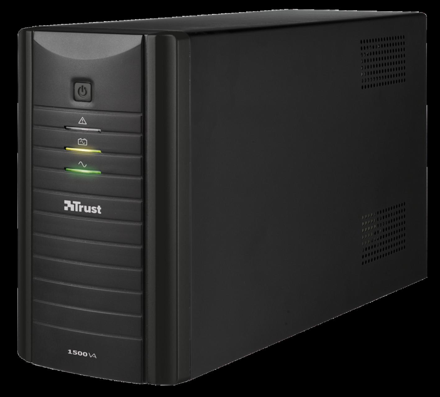 TRUST Záložní zdroj UPS Oxxtron 1500VA Management