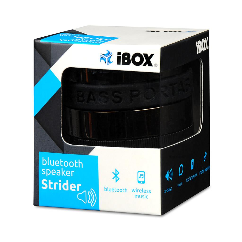I-BOX STRIDER bluetooth reproduktor