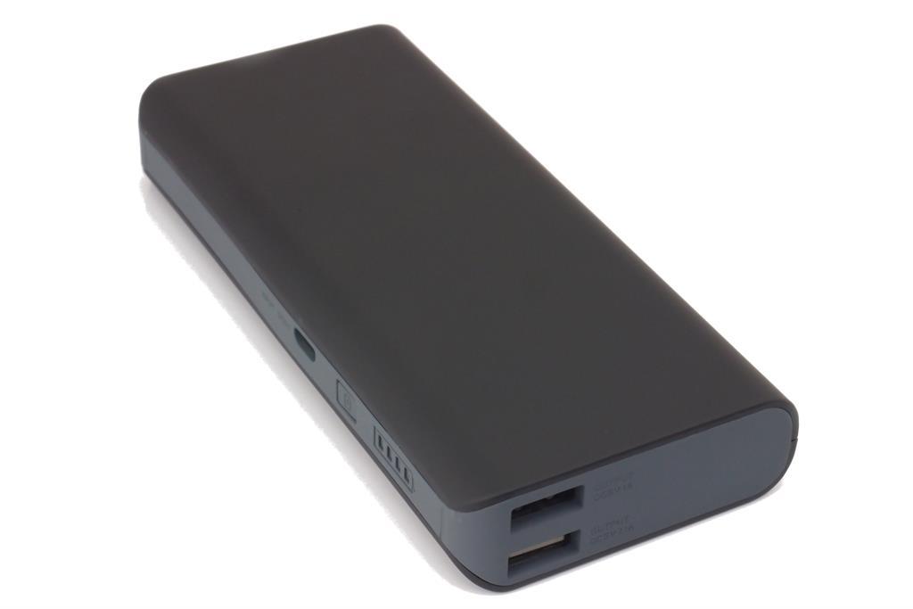PowerNeed Sunen Přenosná nabíječka 13000mAh, 2x USB; tablet, smartphone; černá