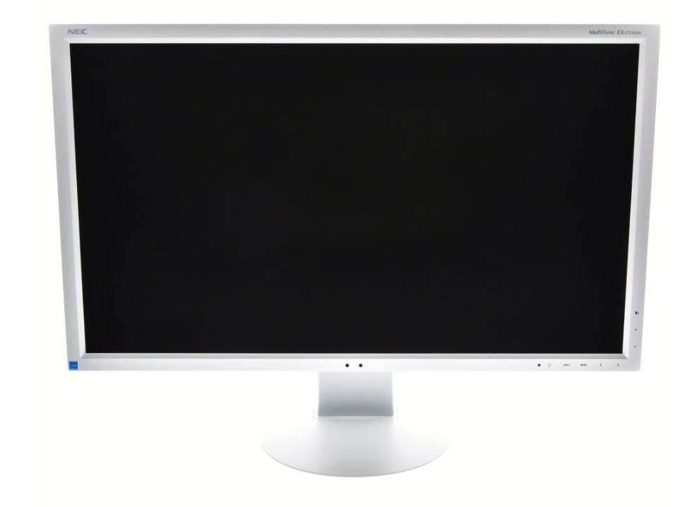 "NEC 27"" EA275WMi IPS/W-LED/2560x1440/6ms/350cd/D-sub/DVI/DP/HDMI/USB/Repro/bílý"
