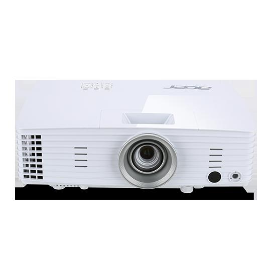 Acer U5520B DLP/3D/1920x1080 Full HD/3000 lm/10000:1/VGA in/VGA out/2xHDMI/MHL/USB/RJ45/5,5 Kg/Ultra Short Throw