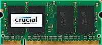 Crucial 2GB 800MHz DDR2 CL6 SODIMM 1.8V