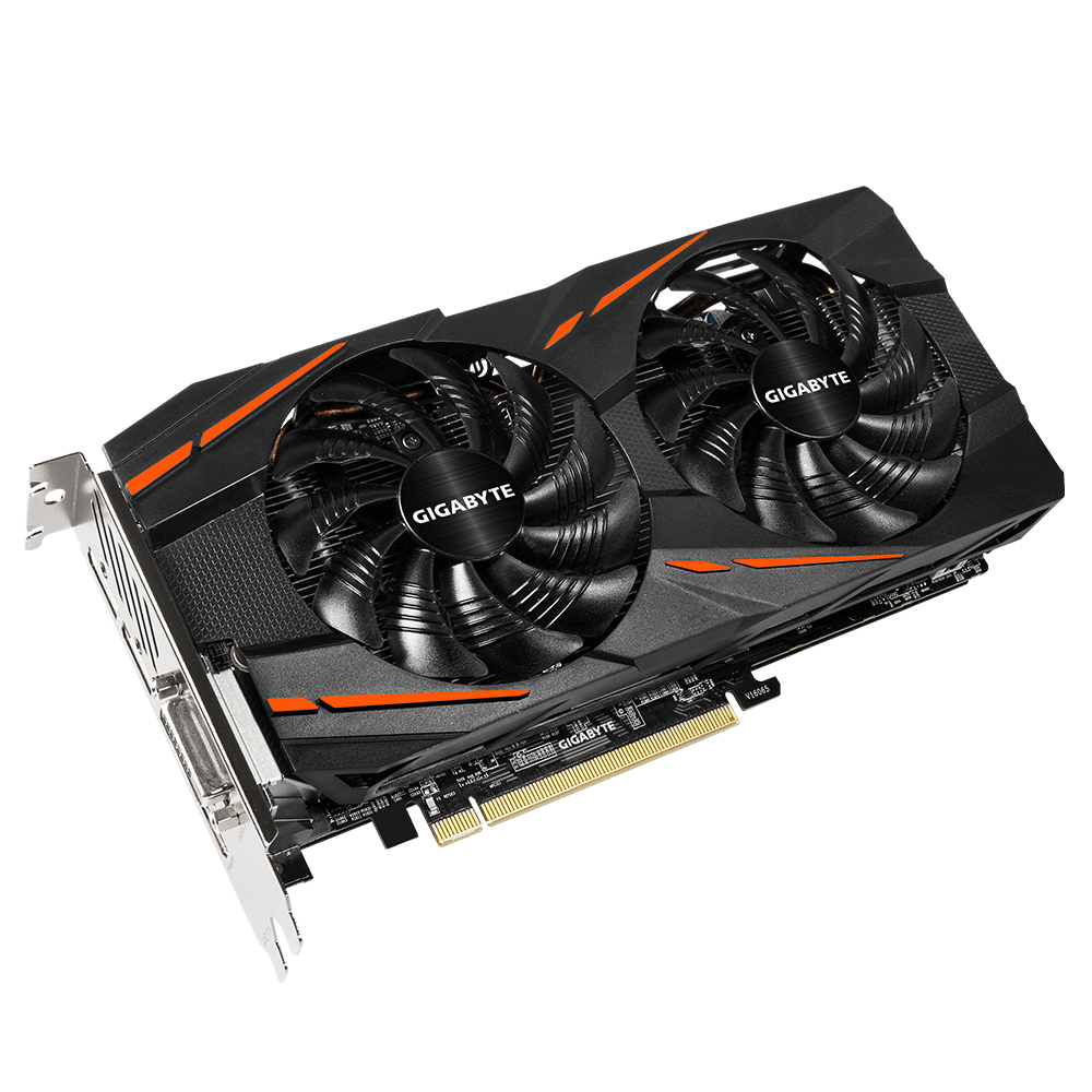 GIGABYTE VGA AMD Radeon™ RX580 4GB DDR5 Gaming
