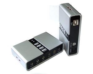 i-Tec USB/Audio 7.1 adaptér
