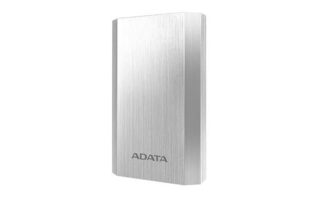 ADATA A10050 Power Bank 10050mAh stříbrná