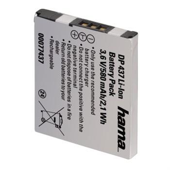 Hama fotoakumulátor Li-Ion 3,6 V/ 580 mAh, typ Canon NB-11L
