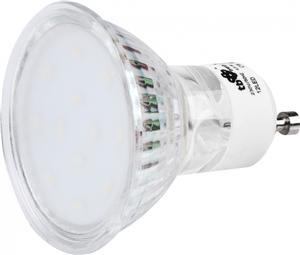 LED žárovka TB Energy GU10, 230V, 4,5W, Teplá bílá