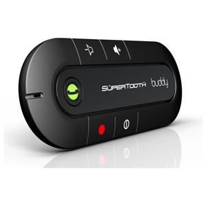 SuperTooth BUDDY - Bluetooth HF na stínítko, černá
