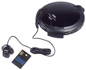 ATEN VS-881 8-portový VGA přepínač (dálkové ovládání)
