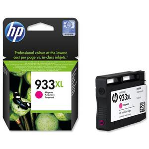 HP 933XL purpurová inkoustová kazeta, CN055AE