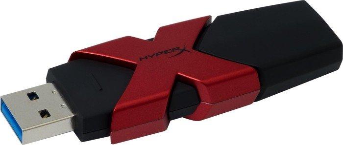 KINGSTON 256GB HyperX Savage USB 3.1/3.0 350MB/s R, 180MB/s W