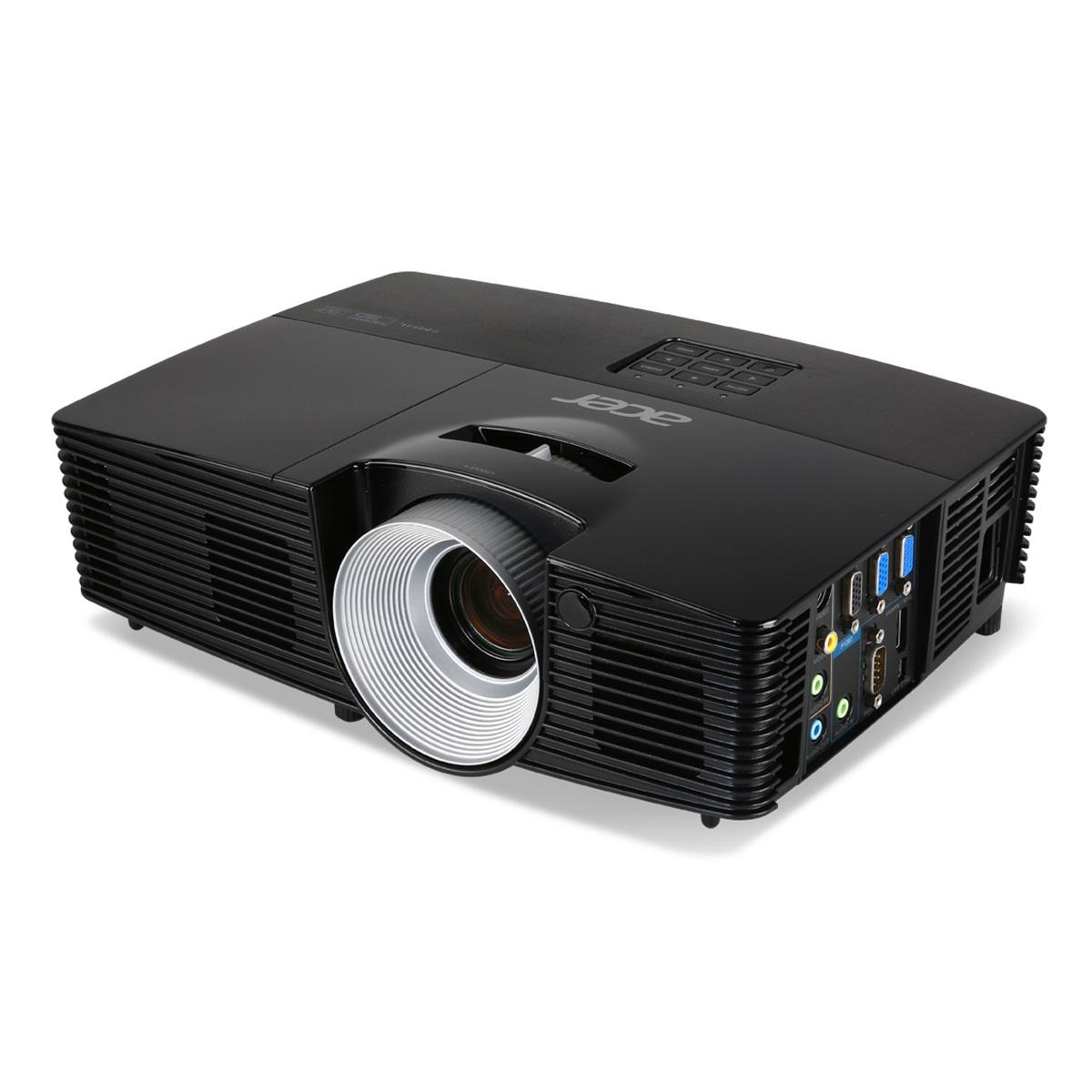 Acer P1287 / DLP / 3D / 1024x768 XGA / 4200 ANSI / 17000:1 / VGA / HDMI(MHL) / 1x10W repro / 2,5KG