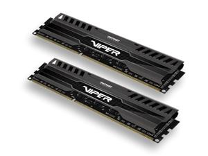 8GB DDR3-2133Mhz Patriot Viper3, kit černý CL11