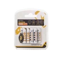 WE Nabíjecí baterie AAA 1100mAh Ni-MH 10ks-blister
