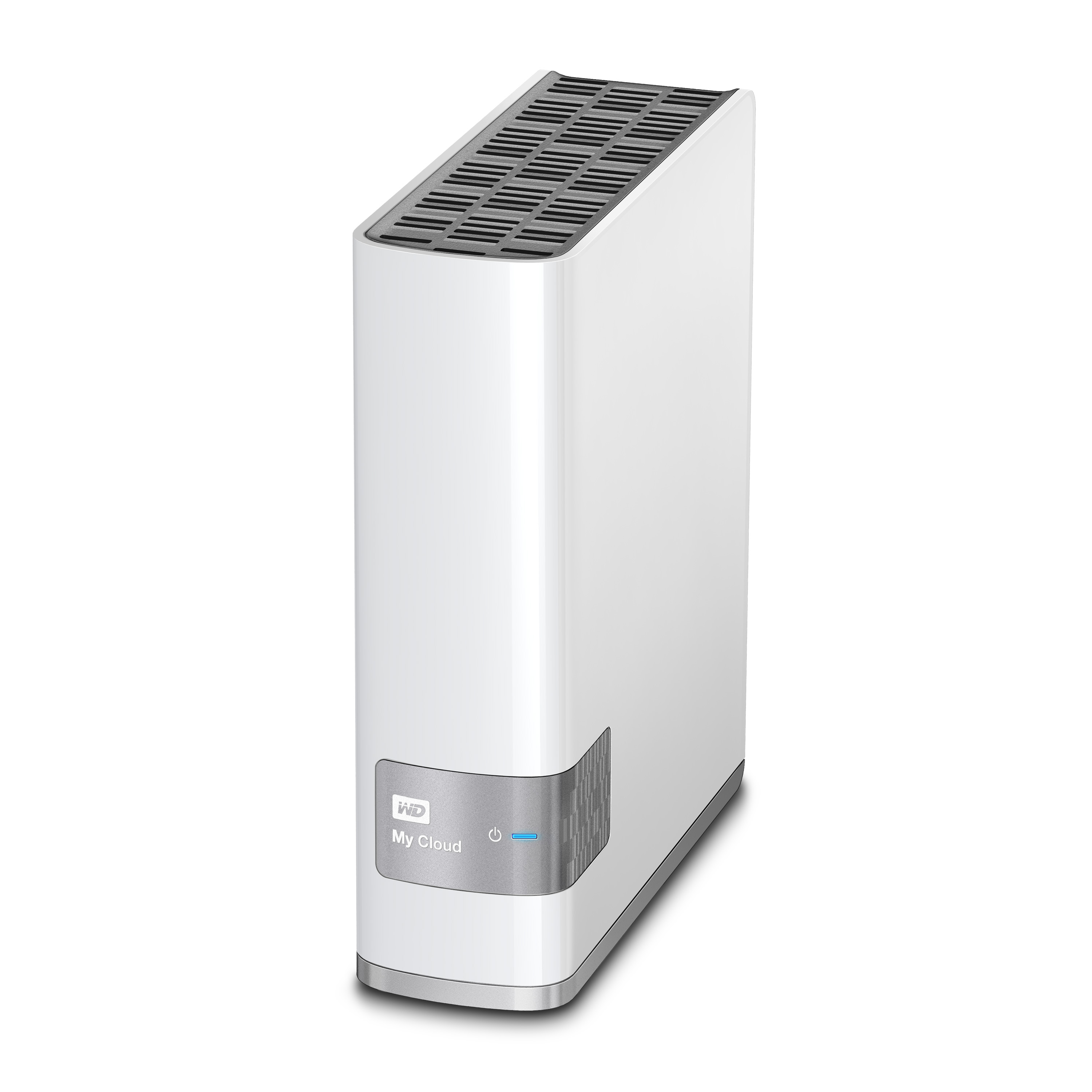 "WD My Cloud 3TB Ext. 3.5"" RJ45 (GLAN), USB 3.0, 2xDualCore CPU"