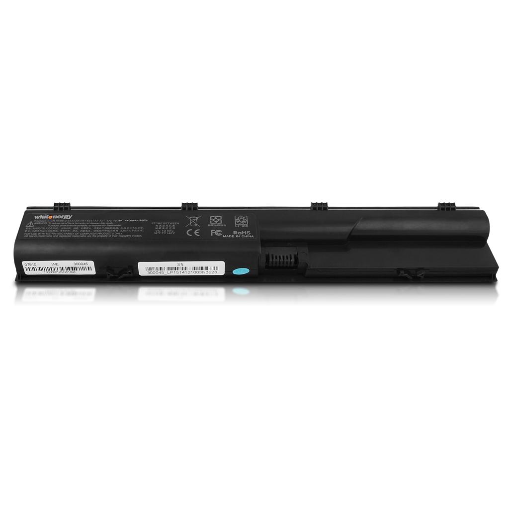 WE baterie HP ProBook 4330s 10,8V 4400mAh černá