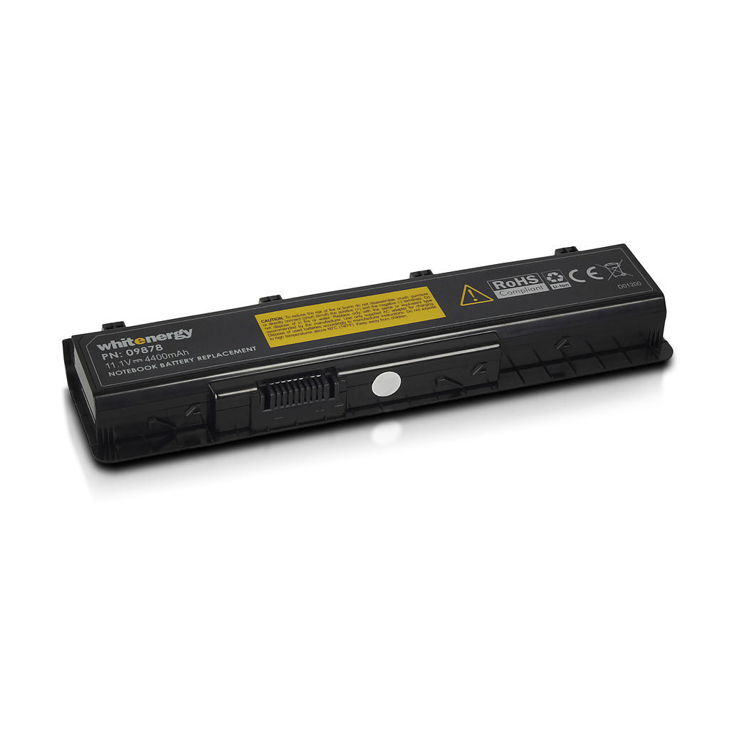 WE baterie Asus A32-N55 11.1V 4400mAh černá