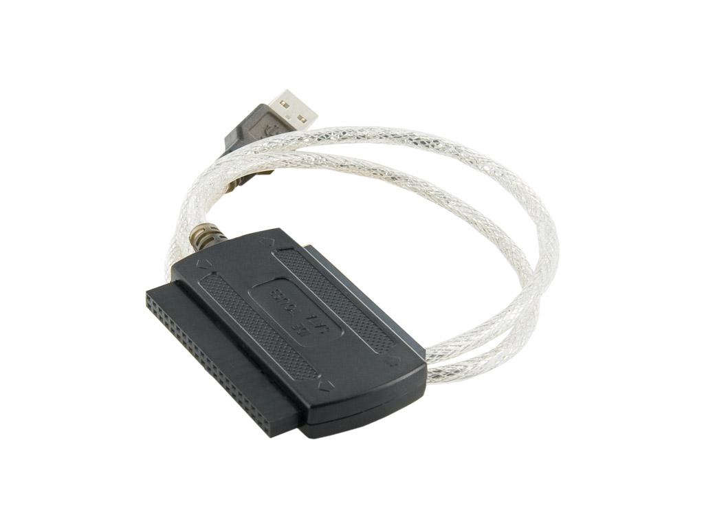 """4World Adaptér USB 2.0 na IDE/SATA Combo 2.5""""/3.5"""""""