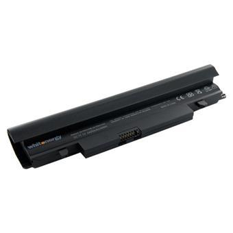 WE baterie Samsung N148 11.1V 4400mAh černá