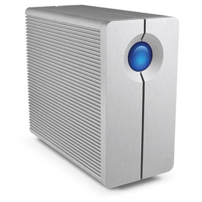 LaCie 2big Quadra 8TB externí HDD, USB 3.0, FireWire 800, RAID 0/1