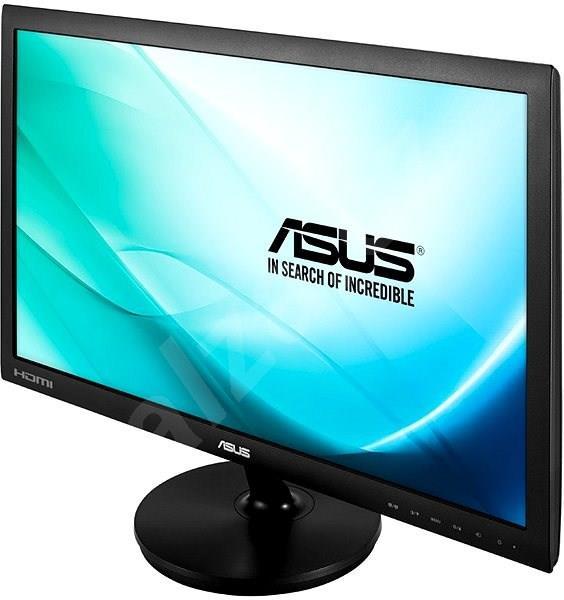 Asus LCD VS247HR, 23,6'' LED,2ms, DVI, HDMI, 1920x1080, 170°/160° - etail