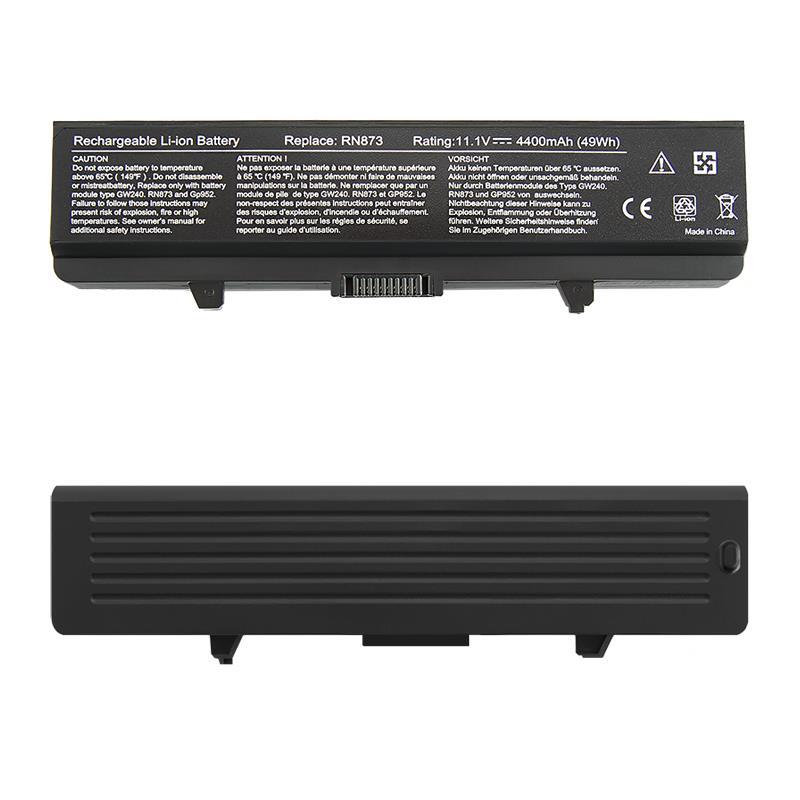 Qoltec Long Life baterie pro notebooky Dell 1525 1526 | 4400mAh | 11.1V