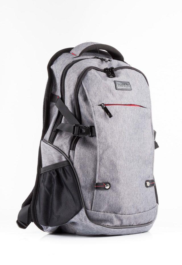 Natec ALPACA batoh pro notebook 17,3'', Grey