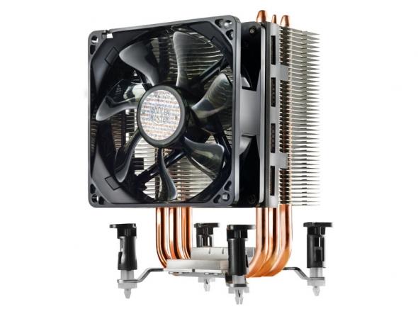 Cooler Master chladič CPU Hyper TX3i, univ. Intel socket, 92mm PWM fan