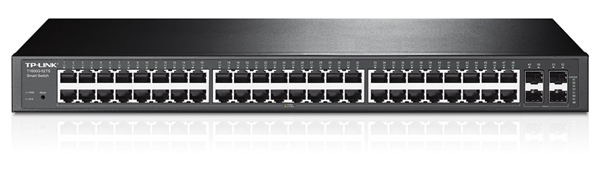 TP-Link T1600G-52TS 48x Gigabit + 4xSFPSmartSwitch