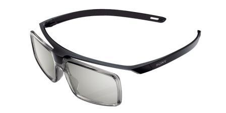 SONY TDG-500P Pasivní 3D brýle