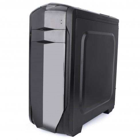 PC case X2 Spitzer 20 Black